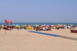 Playa da Manta Rota, Algarve