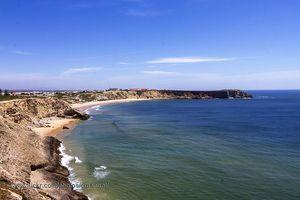 Praia da Mareta Beach, Sagres, Algarve