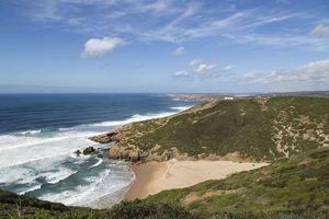Praia da Murração, Algarve