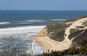 Praia Polvoeira Beach