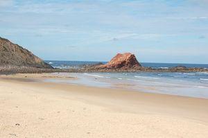 Praia da Ponta Ruiva, Algarve