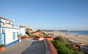 Praia da Rocha Beach, Portimão, Algarve, Portugal