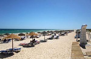 Praia da Terra Estreita Beach