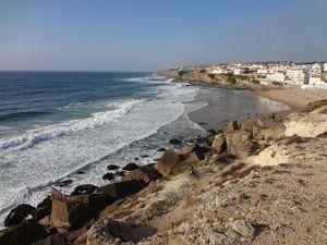 Praia das Maçãs, Sintra, Portugal