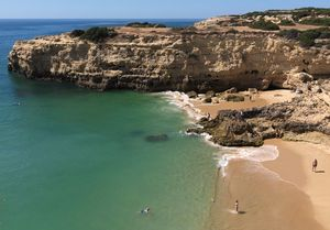 Playa da Albandeira, Lagoa, Algarve