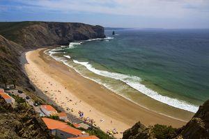Praia da Arrifana Beach, Aljezur, Algarve