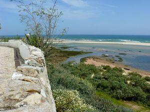 Praia de Cacela Velha Beach