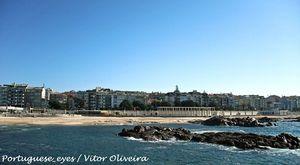Playa de Gondarém, Oporto