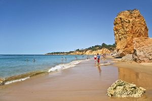 Praia de Maria Luísa, Algarve
