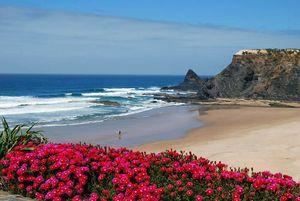 Praia de Odeceixe Beach
