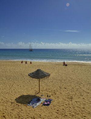 Praia, Vila Baleira, Porto Santo