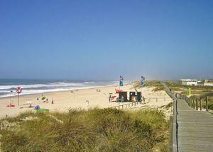 Praia de Quiaios Beach, Figueira da Foz