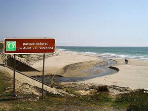 Playa de São Torpes