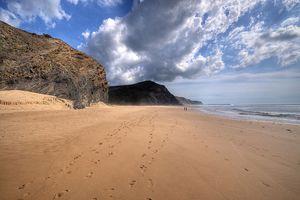 Praia de Vale Figueiras Beach