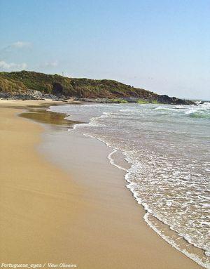 Playa de Vale Figueiros, Porto Covo