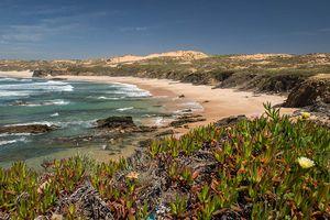 Praia do Almograve, Portugal