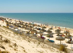 Praia do Anção Beach