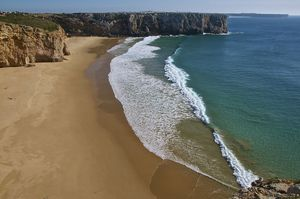 Praia do Beliche Beach, Sagres