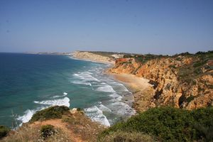 Playa do Canavial, Lagos, Algarve