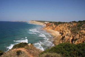 Praia do Canavial, Lagos, Algarve