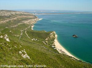 Playa do Creiro, Serra Arrábida, Setúbal
