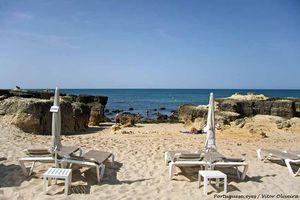 Praia do Evaristo, Albufeira