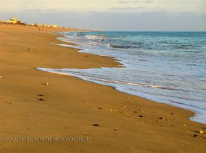 Playa do Farol, Algarve