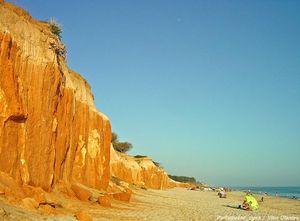 Playa do Forte Novo, Loulé, Algarve