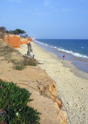 Playa do Loulé Velho, Algarve
