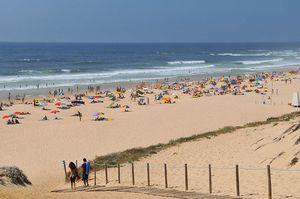 Praia do Malhão, Vila Nova de Milfontes