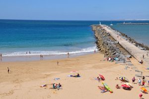 Playa do Molhe, Lagoa, Algarve