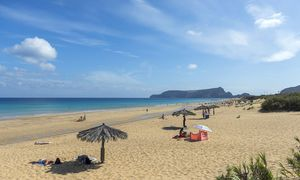 Praia do Porto Santo Beach