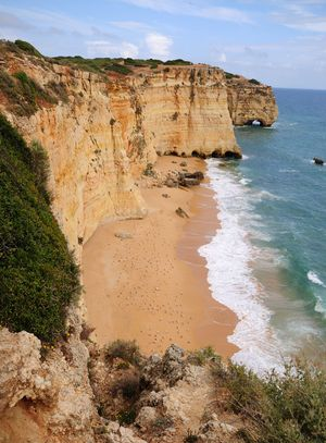 Playa do Vale da Azinhaga