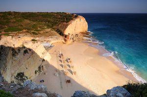 Playa dos Caneiros, Lagoa, Algarve