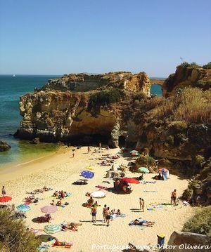 Playa dos Estudantes