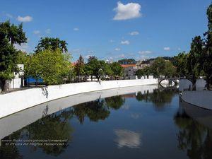 Rio Liz, Leiria