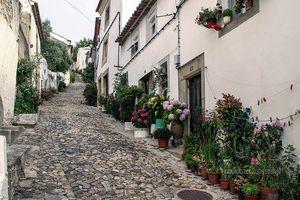 Rua da Judiaria Street, Castelo de Vide