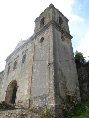 Ruins of Our Lady of the Exile Convent (Nossa Senhora do Desterro Convent)