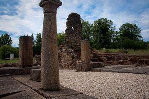 Ruinas Romanas de Ammaia, Alentejo, Portugal