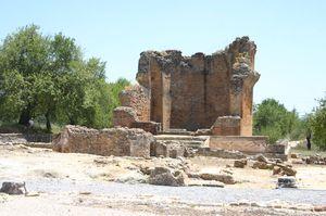Ruinas Romanas de Milreu
