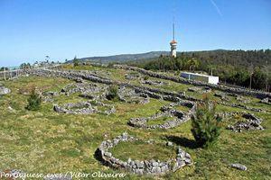 Ruínas da Cidade Velha de Santa Luzia