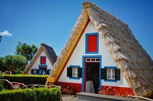 Palheiros, Santana, Madeira