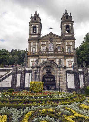 Santuário de Bom Jesus do Monte
