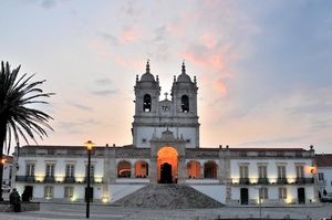 Santuario de Nossa Senhora da Nazaré, Nazaré, Portugal