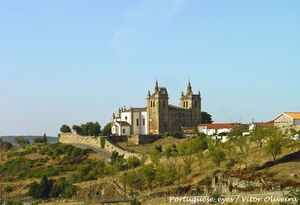 Former Cathedral of Miranda do Douro
