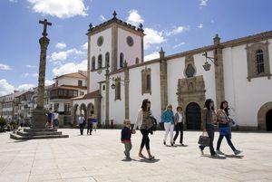 Sé ou Antiga Catedral de Bragança
