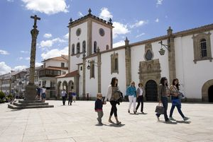 Old Cathedral of Bragança