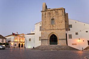 Cathedral of Faro, Algarve