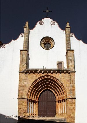 Cathedral of Silves, Algarve