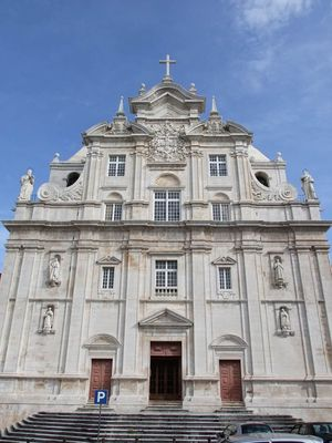 Sé Nova or Coímbra New Cathedral